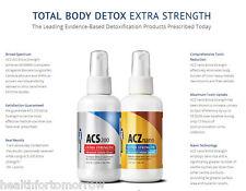 Results RNA ACS 200 ACZ NANO Total Body Detox- 4 oz Kit