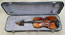 Old Violin Circa 1910 labeled Vuillaume a Paris