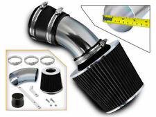 Cold Air Intake Dry Filter Universal Round RED For 3 Series 315//318//320//323//325