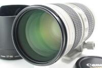 [Mint] Canon EF 70-200mm F/2.8 L IS USM Telephoto Zoom AF Lens w/ Hood