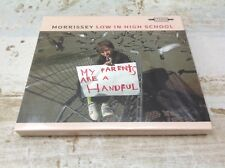 MORRISSEY  LOW IN HIGH SCHOOL  CD (2017) RARE IN SLIP CASE  The Smiths