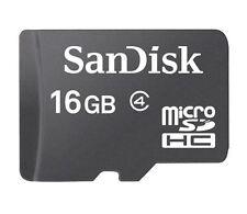 16GB MicroSDHC Camera Memory Card