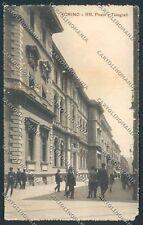 Torino Poste cartolina C1512 SZD