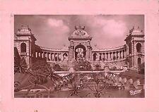 BT4897 Marseille le palais lonchamp France