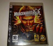 Mercenarios 2 World in Flames xbox360 #retrogaming Free UK Post Completa