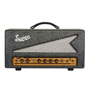 Supro 1Statesman Head 1699RH - 50W - Switchable Class A or Class AB
