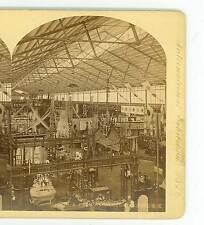 B1559 View #1435 Main Building From N Gallery Looking S E 1876 Expo D