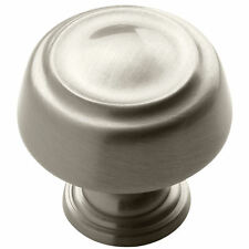 Cabinet Hardware Brushed Satin Nickel Knobs -#53700-G10