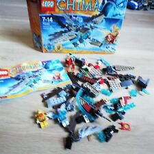 LEGO - Chima - Vardy's Ice Vulture Glider - 70141 Excellent