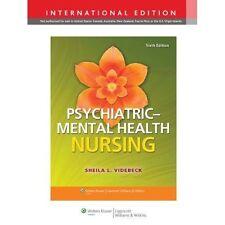 Psychiatric-Mental Health Nursing by Sheila L. Videbeck (Paperback, 2013)