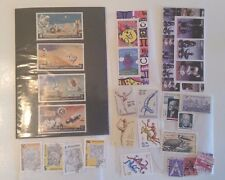 Lot Of Stamps /Ajman State- Bulgaria- U.S.- Russia-Tasdjikistan- Afghanistan