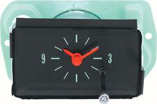 OER 3843693 1964 Chevrolet Impala Bel Air Biscayne Size Clock Quartz Movement