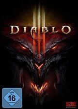 DIABLO III (PC 2012, solo la Blizzard Key Download Code) nessun DVD, solo codice key