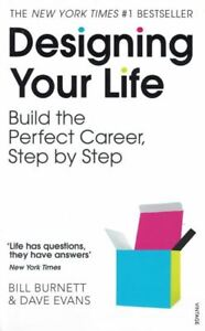 Designing Your Life by Bill Burnett & Dave Evans NEW