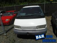 Power Brake Booster Without ABS Fits 93-96 PREVIA 10976040