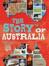 The Story of Australia by Robert Lewis (Paperback, 2015)