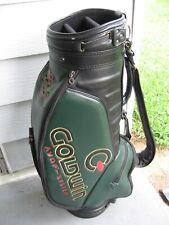 Goldwin Golf Cart Staff 9.5 Bag with 6-way Divider top, Logo on Sides/pocket