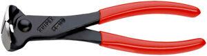 Knipex 68 01 180 Steel Fixers End Nipper Twist Cutting Cutter Wire Pliers 180mm