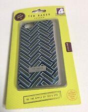 NIB Ted Baker London Case Cover iPhone 6 Black Gray White Green