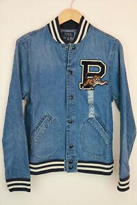 Polo Ralph Lauren -Boys Baseball Jacket - Size 18-20 years ,170cm