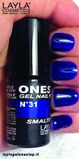 Layla Smalto Unghie One Step Gel Polish N.31 Blues