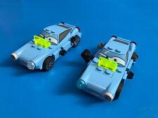 Lego 9480 - Disney Cars - Finn McMissile - lot de deux voiture trés rare