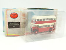Gilbow 1/76 - Bus Autobus Guy Arab II Utility Bus Stockport 18 Mersey Square