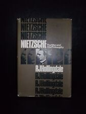 Nietzsche The Man And His Philosophy By R. J. Hollingdale 1st Edition 1965