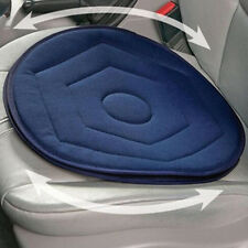 Memory Foam Car Seat Revolving Rotating Cushion Swivel Mobility Aid Chair Pad