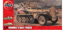 Airfix Rommel's Half Track Tank 1:32   Plastic Model Military Kit