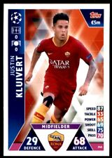 Match Attax Champions League 2018/19 - Justin Kluivert AS Roma No. 246
