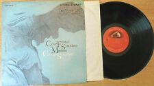 RCA SD LSC-2514 Cesar Franck Symphony Pierre Monteux Chicago SO Plays Mostly NM