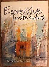 Expressive Watercolors - Book