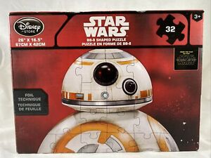 Disney Store | Star Wars - The Force Awakens | BB-8 Jigsaw Puzzle 🧩 32 Pieces