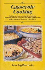 CASSEROLE COOKING TASTE OF HOME COOKBOOK COBRE VALLEY CASSEROLE, PAN BURRITOS