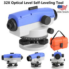 32X Optical Level Self-Leveling Tool Accuracy Engineering Measuring Instrument