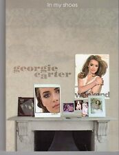 (GR62) Georgie Carter, In My Shoes - 2007 DJ Press Pack CD+DVD