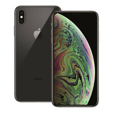 NEW Apple iPhone XS Max (A2101) 6.5-Inch 256GB Dual 12MP LTE UNLOCKED SPACE GRAY