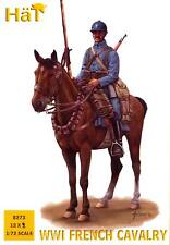 HaT Miniatures 1/72 WORLD WAR I FRENCH CAVALRY Figure Set