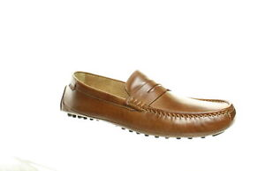 Cole Haan Mens Grant Canoe Papaya Loafers Size 15 (1493936)
