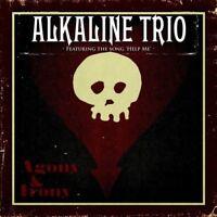 ALKALINE TRIO Agony & Irony (2008)11-track CD album BRAND NEW