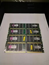Kingston 1GB DIMM 400 MHz PC-3200 DDR SDRAM Memory, KTH-D530/1G, KVR400X64C3A/1G