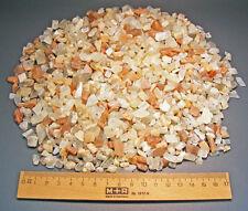 1 KG MONDSTEIN-Trommelsteine-Edelsteine-MINI/CHIPS, Größe 5-15 mm