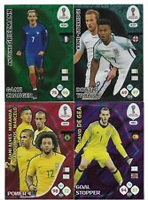 PANINI WORLD CUP 2018 ADRENALYN XL DOUBLE TROUBLE GAME CHANGER POWER 4 GS ICON