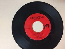 FUNK 45 RPM RECORD - SAN REMO GOLDEN STRINGS/BOB WILSON- RIC-TIC RECORDS RT-104