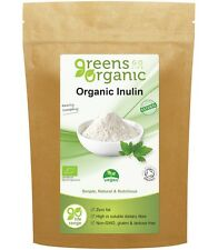 Greens Organic Inulin 250g Diet Weight Fat Loss Slimming Slim Fibre Supplement