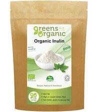 Greens Organic Inuline 250g Régime Poids Perte De Graisse Amincissant