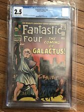 Fantastic Four #48 CGC 2.5 Off White To White 1st appearance of Silver Surfer 66