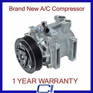 2011-2013 Subaru Forester 2.5L Brand New A/C Compressor W/O TURBO