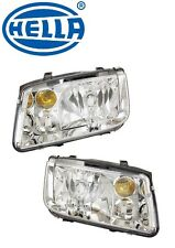 For Volkswagen Jetta Set of Left & Right Headlight Assembly OEM Hella